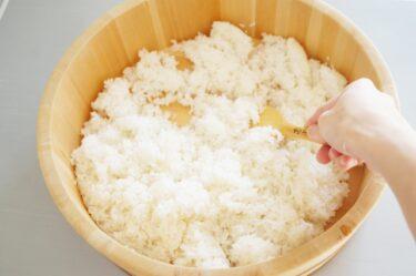 Receta de arroz en vinagre